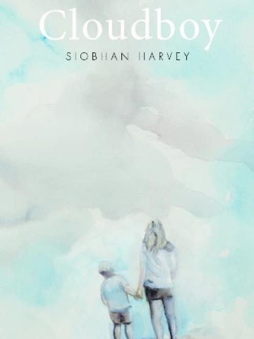 CLOUDBOY<br><b>Siobhan Harvey</b><br><i>Otago University Press</i>