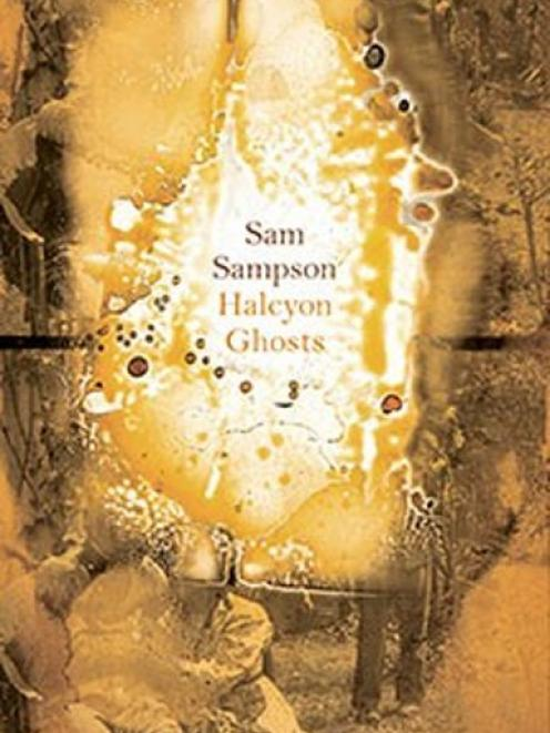 HALCYON GHOSTS<br><b>Sam Sampson</b><br><i>Auckland University Press</i>