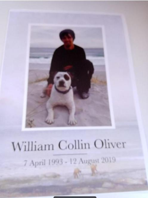 William Oliver died on August 12 this year, a few weeks after making the medication switch from...