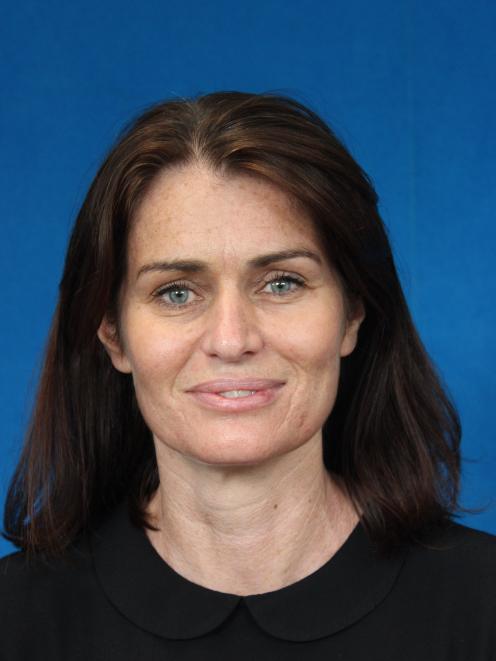 Georgina King, Taieri College science teacher and envirogroup facilitator.