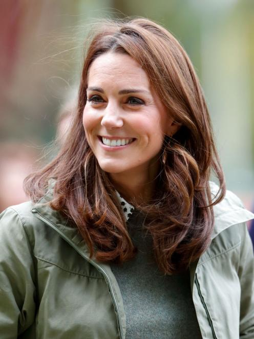 The Duchess of Cambridge. Photo: Getty Images