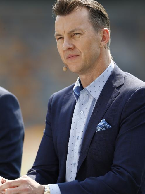 Brett Lee appeared on television in India just hours after performing CPR on Dean Jones in their...