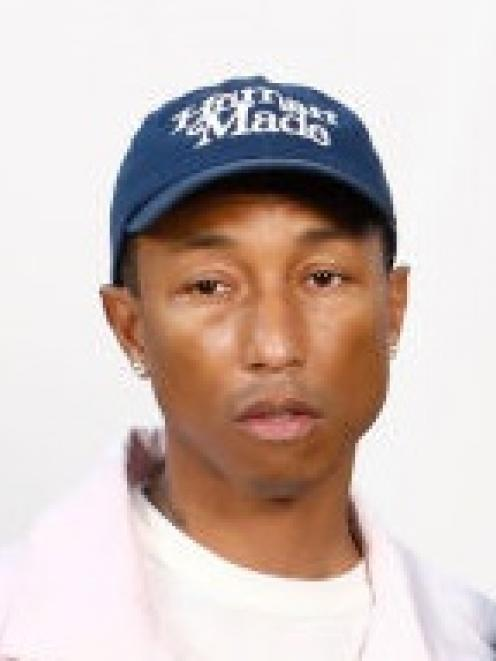 Pharrell Williams. Photo: Getty Images
