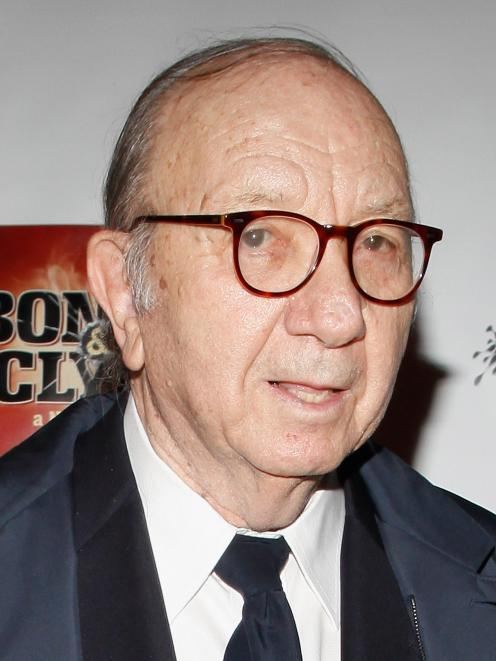 Neil Simon. Photo: Getty Images