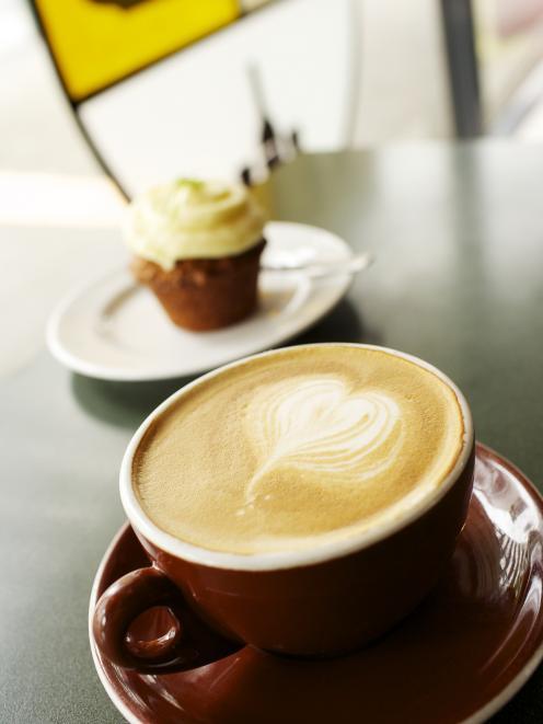 咖啡文化现在是新西兰的主流,一定的品质被视为理所当然。照片:...
