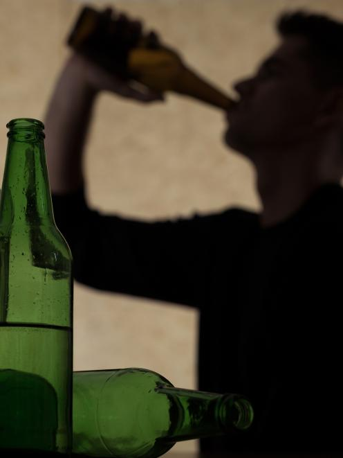 Risk factors for teens such as alcohol or drug use do not usually occur in isolation.Photo: Getty...