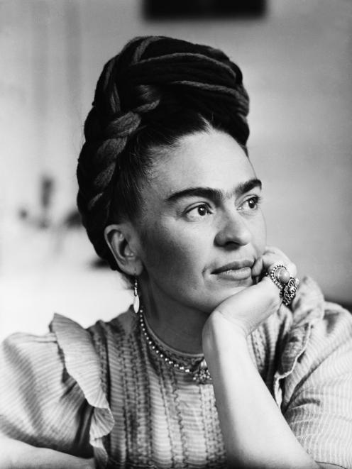 Frida Kahlo. Photo: Getty Images