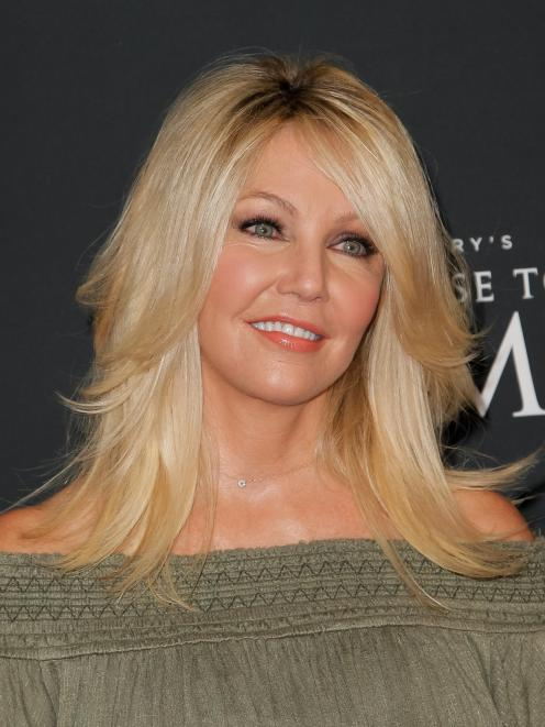 Heather Locklear. Photo: Getty Images