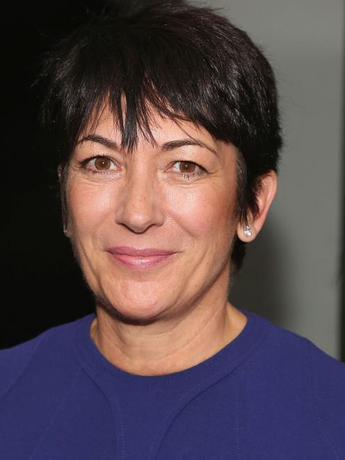 Ghislaine Maxwell faces up to 35 years in prison if convicted. Photo: Getty Images