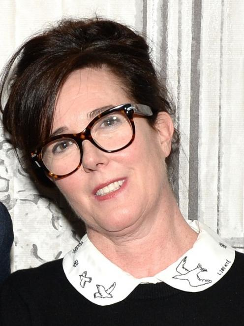 Kate Spade. Photo: Getty Images