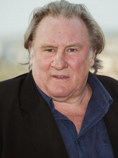 Gerard Depardieu. Photo: Getty Images