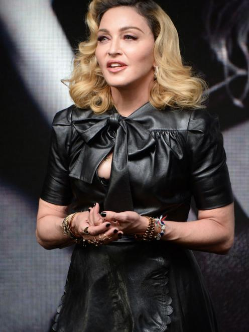 Madonna. Photo: Getty Images