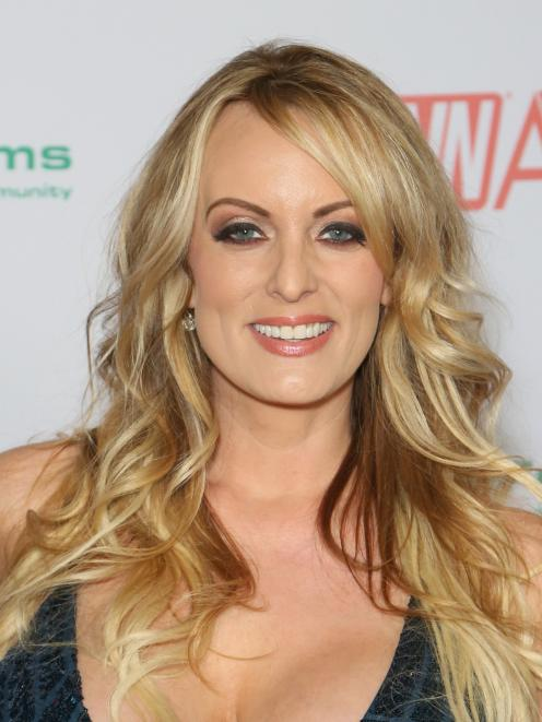 Stormy Daniels. Photo: Getty Images