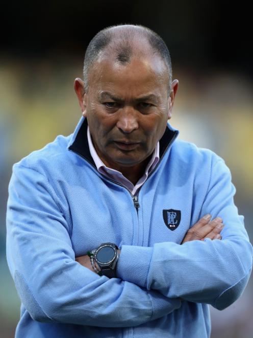England coach Eddie Jones. Photo: Getty Images