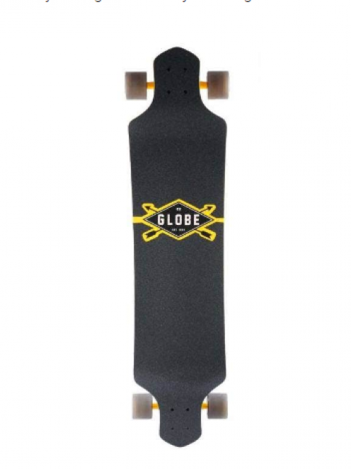 Rosalie Anderson-Hill​, 21, had a Globe-brand longboard similar to this one. Police would like to...