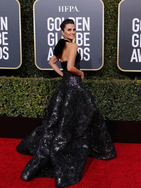 Penelope Cruz. Photo: Reuters