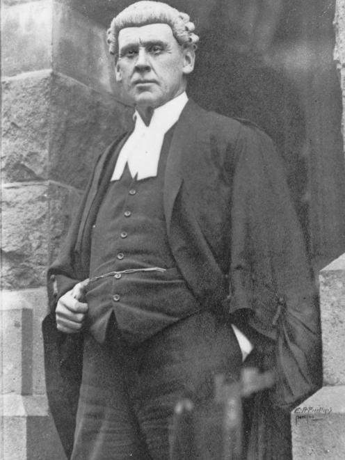Alfred Hanlon