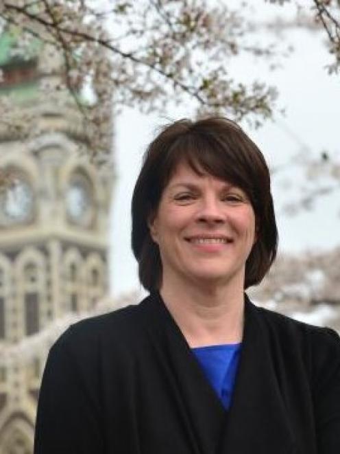 University of Otago vice-chancellor Harlene Hayne. Photo: ODT files