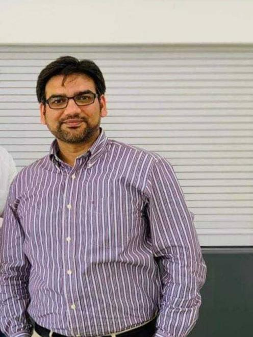Haroon Mahmood