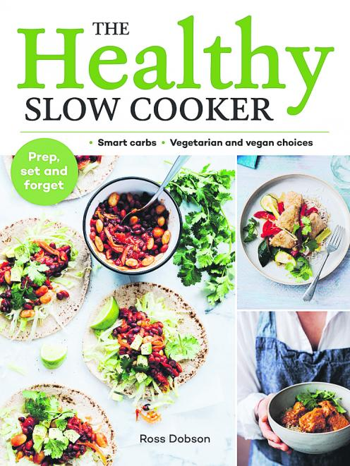 The Healthy Slow Cooker, by Ross Dobson, published by Murdoch Books, RRP $39.99.