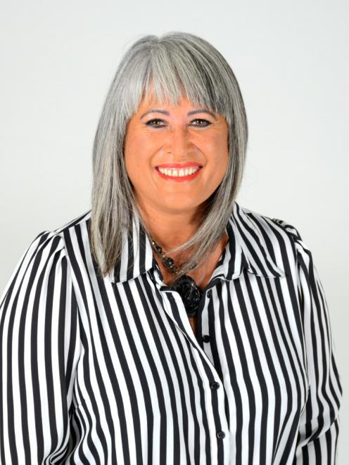 Vicki Tahau Paton.