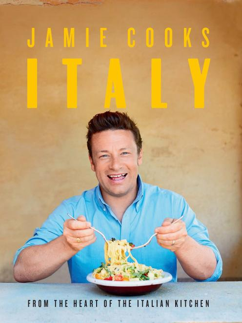Jamie Cooks Italy, by Jamie Oliver, published by Penguin Random House, RRP $65. Photographs, David Loftus.