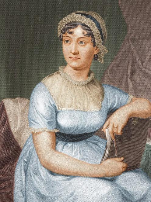 Jane Austen. Photo: Wikimedia Commons