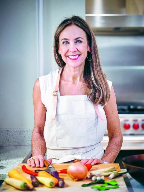 American-born London-based food writer Jennifer Joyce. Photo: Phil Webb