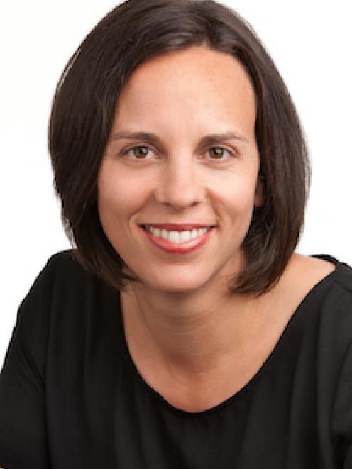 Prof Jessica Palmer. Photo: Otago University
