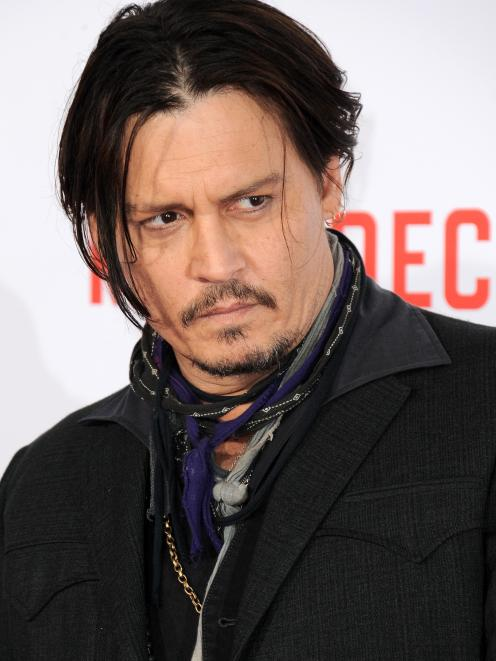 Johnny Depp. Photo: Getty Images