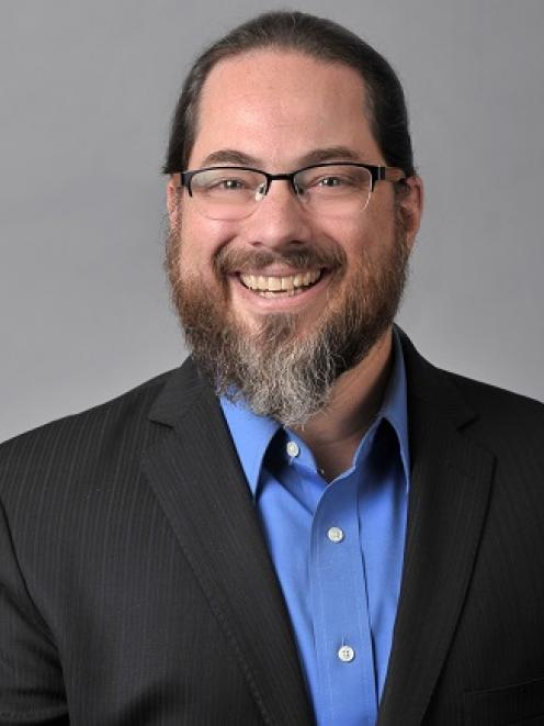 Jonathan Singer. Photo: luc.edu
