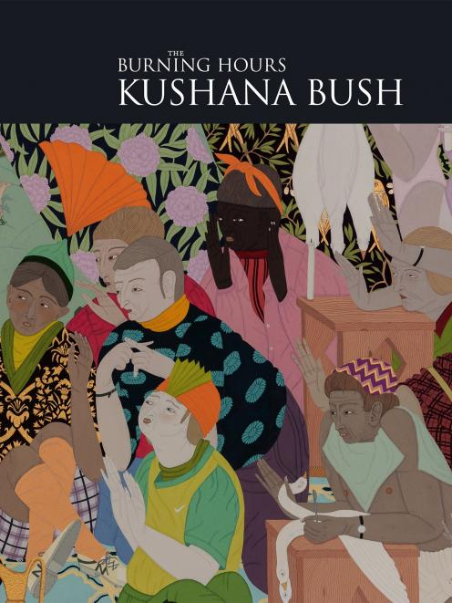 The Burning Hours, by Kushana Bush.