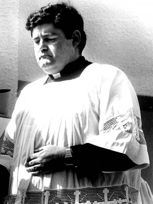 Fr Kevin Morton