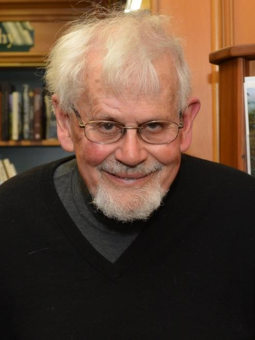 Emeritus Professor Lawrence Jones. Photo: ODT files