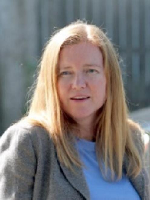 Associate Prof Lisa Ellis. Photo: University of Otago