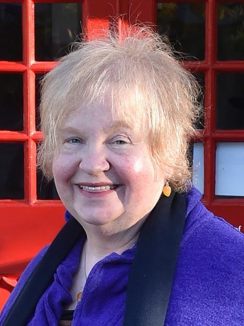 Lisa Warrington. Photo: ODT files
