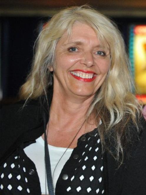 Milliner Margot Barton. PHOTO: CHRISTINE O'CONNOR