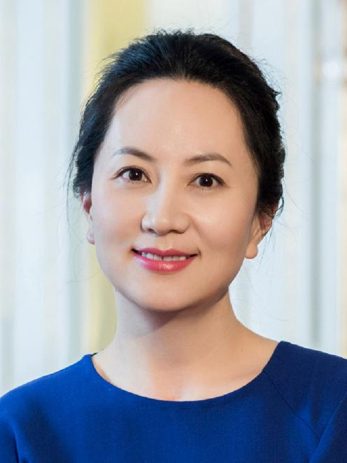 Meng Wanzhou. Photo: Huawei via Reuters
