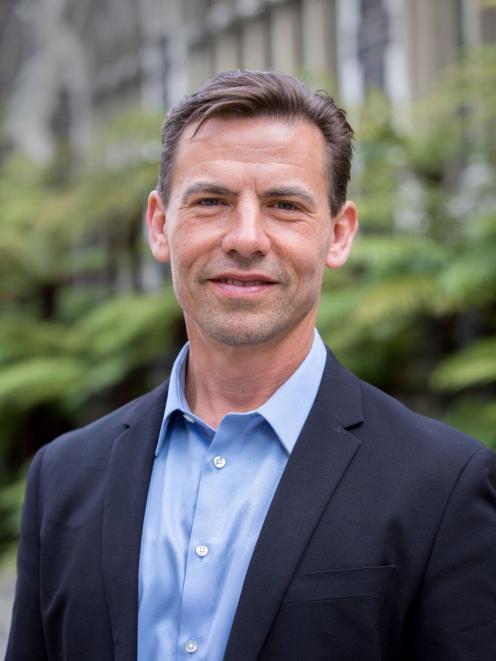 Prof Nathan Berg. Photo: ODT files