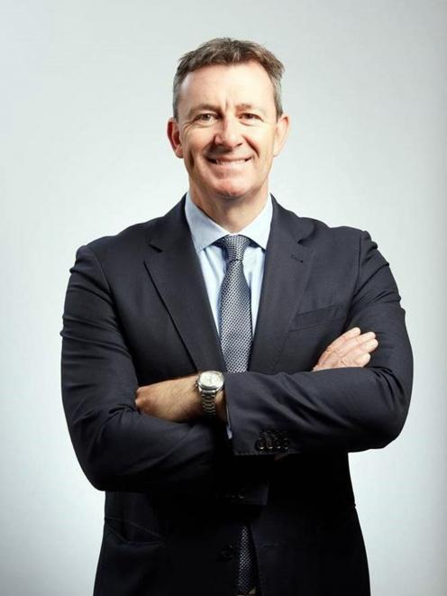 Forsyth Barr managing director Neil Paviour-Smith. PHOTO: SUPPLIED