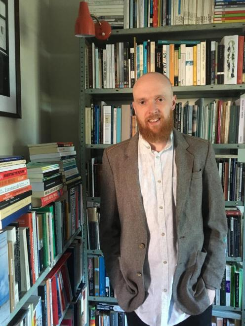 Neil Vallelly, of the Centre for Global Migrations, University of Otago, will host Sunday's live...