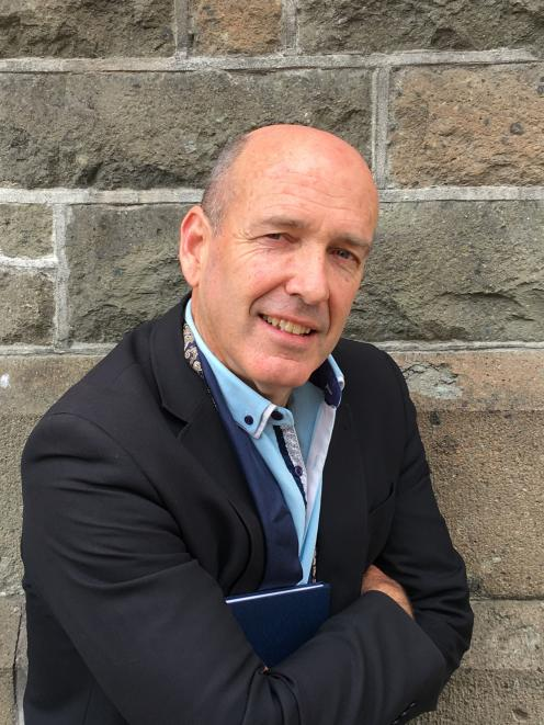 Arts Festival Dunedin director Nicholas McBryde is stepping down after 20 years in the role....
