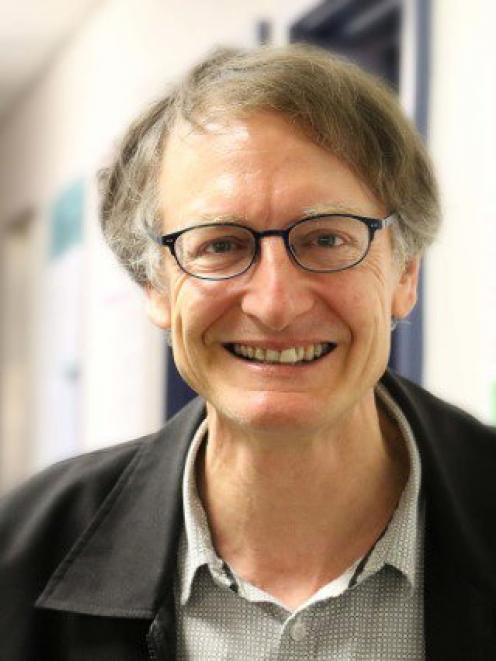 Professor Nick Wilson. Photo: supplied