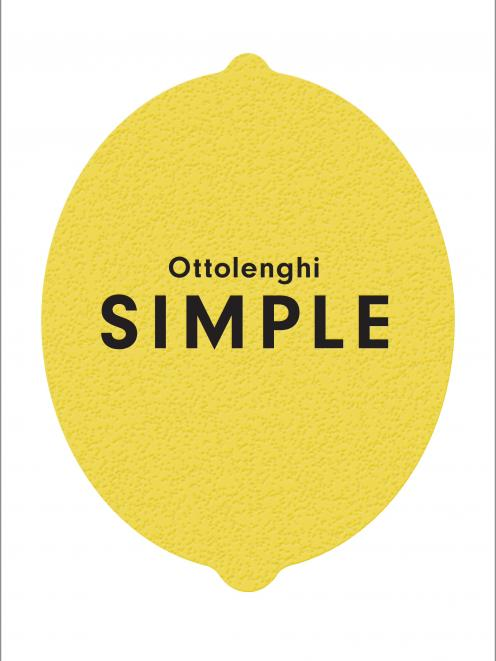 Ottolenghi SIMPLE, by Yotam  Ottolenghi, published by Ebury Press, RRP $65.