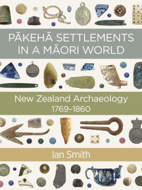 The book, by Associate Prof Ian Smith, published today by BWB, RRP $59.99
