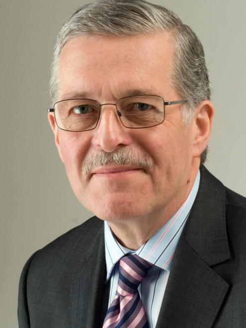 Phil Bagshaw, who is chairman of the Canterbury Charity Hospital Trust and Clinical Associate...
