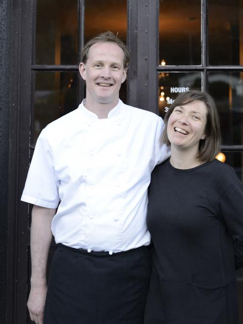 Owners Pip Honeychurch and Hanz Dekker have given the Portsider a face-lift since they bought it...