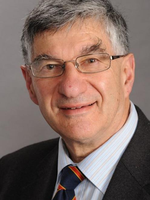 Healthier Lives Challenge director Prof Jim Mann is also co-director of the University of Otago's...