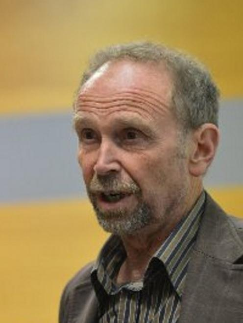 University of Otago historian Prof Tom Brooking. PHOTO: ODT FILES