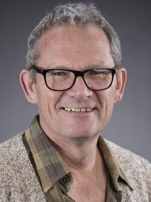 Prof James Renwick is head of the School of Geography, Environment and Earth Sciences, Victoria...
